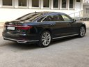 Rent-a-car Audi A8 Long 50 TDI Quattro in Menton, photo 2
