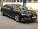 Rent-a-car Audi A8 Long 50 TDI Quattro in Menton, photo 1