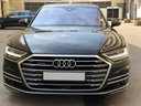 Rent-a-car Audi A8 Long 50 TDI Quattro in Menton, photo 4
