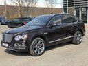 Rent-a-car Bentley Bentayga 6.0 Black in Eze, photo 2