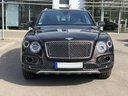 Rent-a-car Bentley Bentayga 6.0 Black in Eze, photo 4