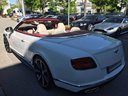 Rent-a-car Bentley Continental GTC V8 S in Menton, photo 3