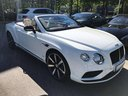 Rent-a-car Bentley Continental GTC V8 S in Le Dramont, photo 2