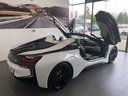 Rent-a-car BMW i8 Roadster Cabrio First Edition 1 of 200 eDrive in French Riviera Cote d'Azur, photo 5