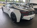Rent-a-car BMW i8 Roadster Cabrio First Edition 1 of 200 eDrive in French Riviera Cote d'Azur, photo 2