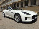 Rent-a-car Jaguar F-Type 3.0 Coupe in Menton, photo 1