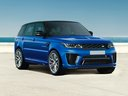 Rent-a-car Land Rover Range Rover Sport SVR V8 in Roquebrune – Cap-Martin, photo 1