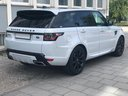 Rent-a-car Land Rover Range Rover Sport White in Cagnes-sur-Mer, photo 2