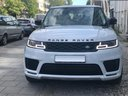 Rent-a-car Land Rover Range Rover Sport White in Cagnes-sur-Mer, photo 3