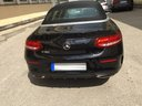 Rent-a-car Mercedes-Benz C 180 Cabrio AMG Equipment Black in Cassis, photo 7