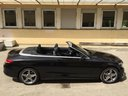 Rent-a-car Mercedes-Benz C 180 Cabrio AMG Equipment Black in Cassis, photo 2