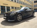 Rent-a-car Mercedes-Benz C 180 Cabrio AMG Equipment Black in Cassis, photo 5