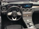 Rent-a-car Mercedes-Benz C-Class C 180 Cabrio AMG Equipment White in Nice, photo 5