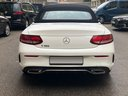 Rent-a-car Mercedes-Benz C-Class C 180 Cabrio AMG Equipment White in Nice, photo 10