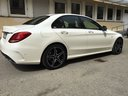 Rent-a-car Mercedes-Benz C-Class C43 AMG Biturbo 4MATIC White in Cagnes-sur-Mer, photo 4