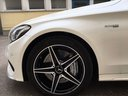 Rent-a-car Mercedes-Benz C-Class C43 AMG Biturbo 4MATIC White in Cagnes-sur-Mer, photo 11