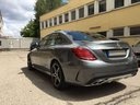 Rent-a-car Mercedes-Benz C-Class C43 AMG BITURBO 4Matic in Menton, photo 2