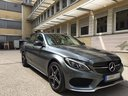 Rent-a-car Mercedes-Benz C-Class C43 AMG BITURBO 4Matic in Menton, photo 1