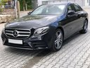 Rent-a-car Mercedes-Benz E 450 4MATIC saloon AMG equipment in Nice, photo 2