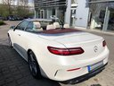 Rent-a-car Mercedes-Benz E-Class E 300 Cabriolet equipment AMG in Nice, photo 3
