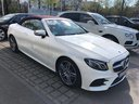 Rent-a-car Mercedes-Benz E-Class E 300 Cabriolet equipment AMG in Nice, photo 6