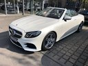 Rent-a-car Mercedes-Benz E-Class E 300 Cabriolet equipment AMG in Nice, photo 1