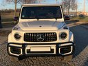 Rent-a-car Mercedes-Benz G 63 AMG White in Antibes, photo 3