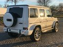 Rent-a-car Mercedes-Benz G 63 AMG White in Antibes, photo 2