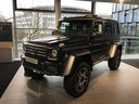 Rent-a-car Mercedes-Benz G-Class G 500 4x4² V8 in Menton, photo 1