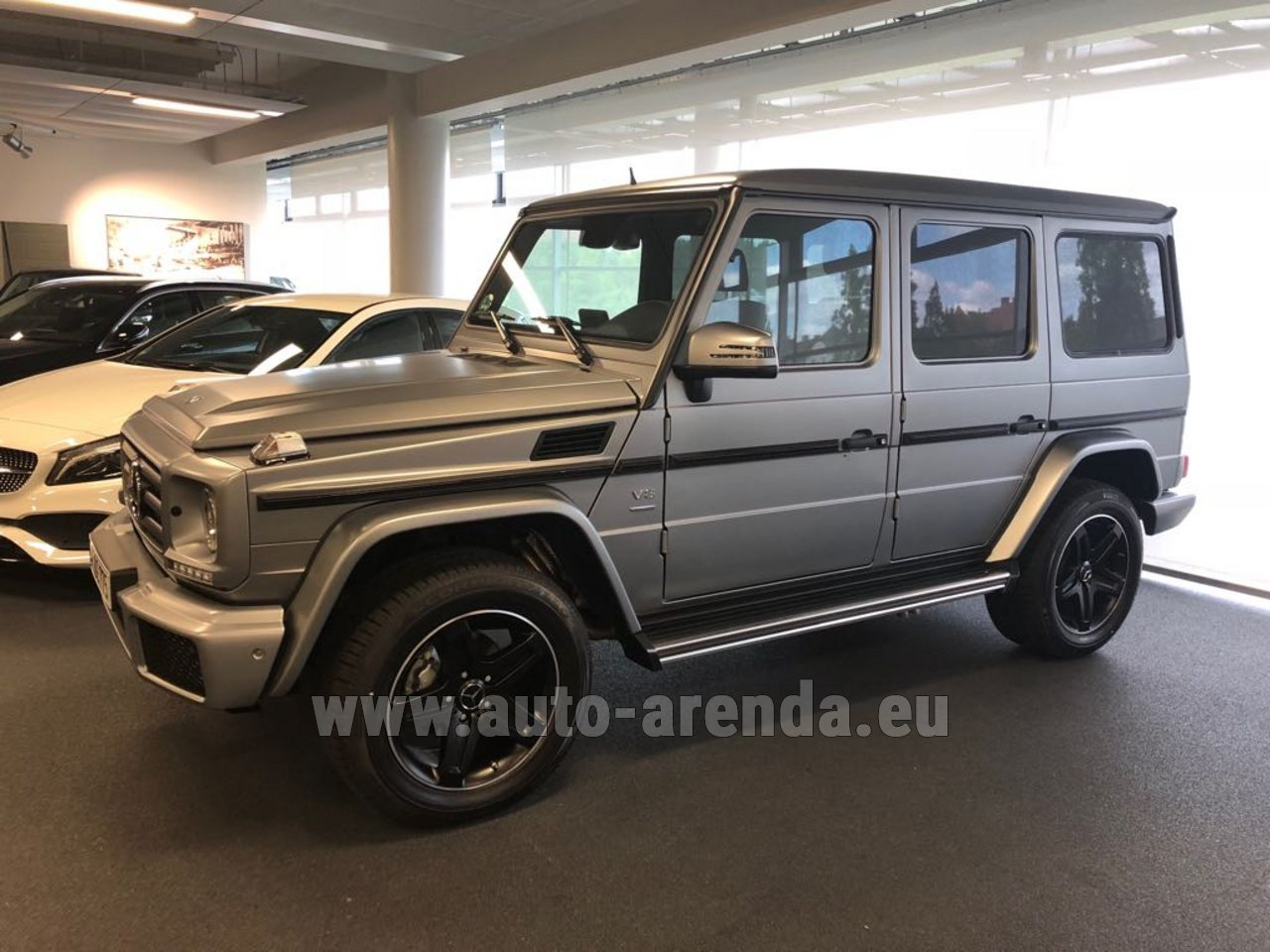 marseille mercedes g class g 500 limited edition rental. Black Bedroom Furniture Sets. Home Design Ideas