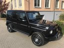 Rent-a-car Mercedes-Benz G-Class G500 Exclusive Edition in French Riviera Cote d'Azur, photo 10