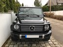 Rent-a-car Mercedes-Benz G-Class G500 Exclusive Edition in French Riviera Cote d'Azur, photo 12