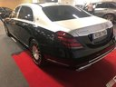 Прокат автомобиля Maybach S 560 4MATIC комплектация AMG Metallic and Black в Антибе, фото 5