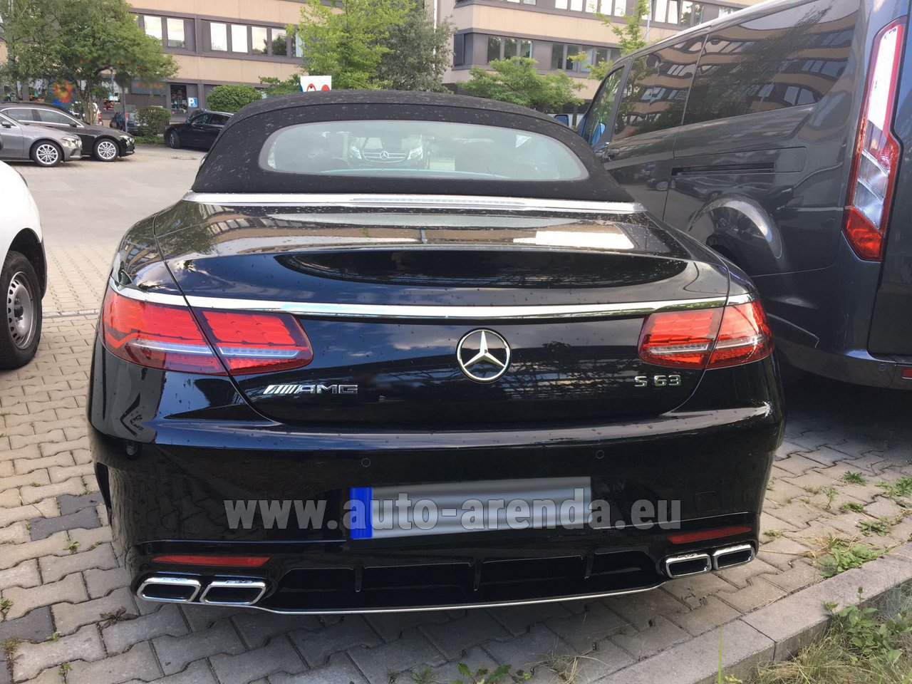Sanary sur mer mercedes benz s 63 amg cabriolet v8 biturbo for Mercedes benz s63 amg biturbo