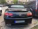 Rent-a-car Mercedes-Benz S 63 AMG Cabriolet V8 BITURBO 4MATIC+ in Nice, photo 6