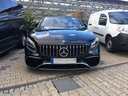 Rent-a-car Mercedes-Benz S 63 AMG Cabriolet V8 BITURBO 4MATIC+ in Nice, photo 8