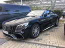 Rent-a-car Mercedes-Benz S 63 AMG Cabriolet V8 BITURBO 4MATIC+ in Nice, photo 1