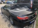 Rent-a-car Mercedes-Benz S 63 AMG Cabriolet V8 BITURBO 4MATIC+ in Nice, photo 2