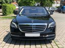Rent-a-car Mercedes-Benz S-Class S400 Long 4Matic Diesel AMG equipment in Menton, photo 4