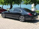 Rent-a-car Mercedes-Benz S-Class S400 Long 4Matic Diesel AMG equipment in Menton, photo 2