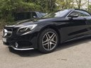 Rent-a-car Mercedes-Benz S-Class S500 Cabriolet in Menton, photo 1