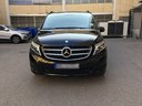 Rent-a-car Mercedes-Benz V-Class V 250 Diesel Long (8 seats) in Menton, photo 9