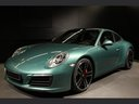 Rent-a-car Porsche 911 991 4S Racinggreen Individual Sport Chrono in French Riviera Cote d'Azur, photo 1