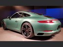 Rent-a-car Porsche 911 991 4S Racinggreen Individual Sport Chrono in French Riviera Cote d'Azur, photo 3