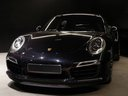 Rent-a-car Porsche 911 991 Turbo S Ceramic LED Sport Chrono Package in Nice, photo 1