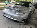 Rent-a-car Porsche 911 991 Turbo S in Nice, photo 2