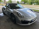 Rent-a-car Porsche 911 991 Turbo S in Nice, photo 1