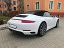 Rent-a-car Porsche 911 Carrera 4S Cabrio in Nice, photo 5