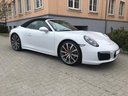 Rent-a-car Porsche 911 Carrera 4S Cabrio in Nice, photo 3
