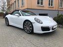 Rent-a-car Porsche 911 Carrera 4S Cabrio in Nice, photo 1